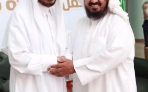 السعدي مستشارًا للمشرف العام على إدارة العلاقات العامة والإعلام بجامعة شقراء
