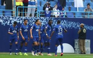 الهلال يتلقى هزيمته الأولى في الدوري أمام الحزم
