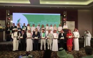 تسعة سعوديون يحصدون جوائز الإعلام السياحي العربي لعام 2018م