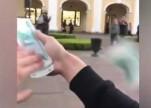 طفل روسي ثري يثير الجدل بتصرف غريب!