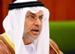 قرقاش يرد على تصريح الوزير الألماني السابق بشأن أزمة قطر