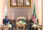 وزير الداخلية يستقبل نظيره اللبناني