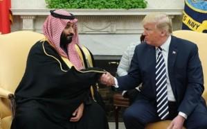 ولي العهد: نحرص على تعزيز العلاقات مع الولايات المتحدة