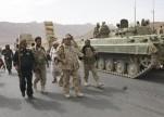 الجيش اليمني يحرر مواقع جديدة في كتاف