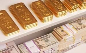 الألمان يمتلكون كمية قياسية من الذهب تقدر بـ 8700 طن