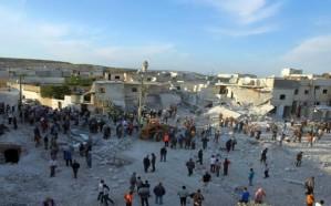 الأمم المتحدة: نزوح نحو 40 ألفا بسبب القتال قرب مدينة حماة