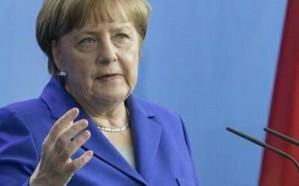 انتخاب أنجيلا ميركل مستشارة لألمانيا لولاية رابعة