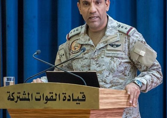 التحالف: الدرونز المستخدمة في هجوم أرامكو إيرانية الصنع