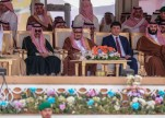 خادم الحرمين الشريفين يرعى الحفل الختامي لمهرجان الملك عبدالعزيز للإبل الثالث