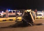 وفاة وإصابة 5 أشخاص في حادِث مروع بحسينية مكة