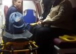 حرس الحدود يخلي بحارة أوكرانية تعرضت لحالة مرضية على متن يخت يوناني