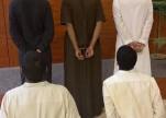 القبض على 5 أشخاص ارتكبوا سرقة 6 مركبات وتفكيكها وبيع أجزائها في الرياض