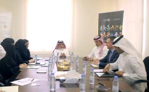 هُنا.. تفاصيل اجتماع رابطة المحترفين مع مركز الملك عبدالعزيز