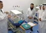 محافظ الطائف يدشن الأقسام المطورة في مستشفى الأطفال