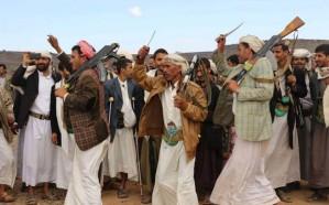الانتفاضة الشعبية في اليمن تتسع ضد مليشيات الحوثي