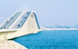 الجمارك تعلن تفعيل (المسار السريع) في جسر الملك فهد