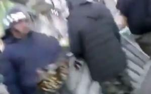 شاهد.. قوات الأمن تغزو شوارع إيران لترهيب الشعب الإيراني