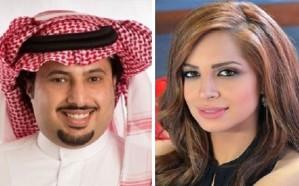 الفنانة أمال ماهر تكشف حقيقة خلافها مع تركي آل الشيخ