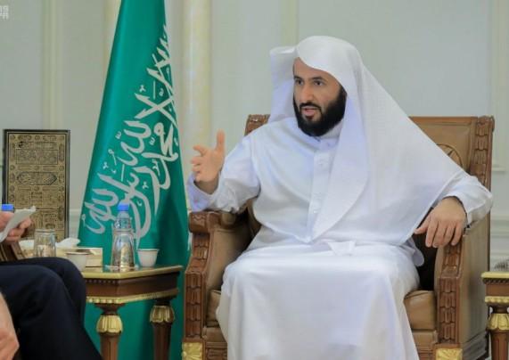 توجيه من وزير العدل بالتوسع في المحاكمة عن بُعد لتشمل 71 محكمة و80 سجناً