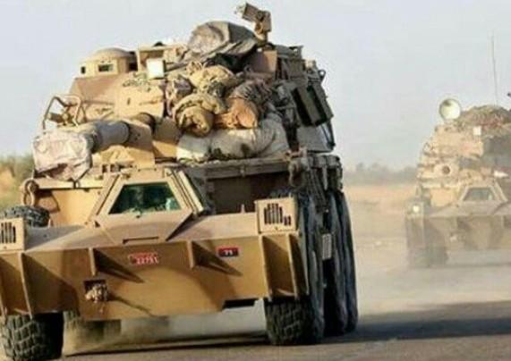 """الجيش اليمني يحرر أولى قرى """"عبس"""""""