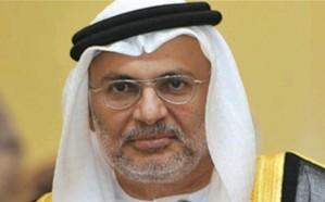 قرقاش: السعودية تخطو نحو المستقبل.. وإيران سياستها مرتبطة بالماضي