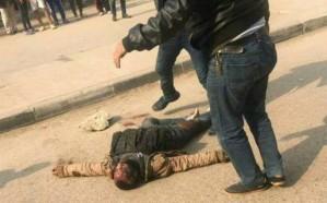 مقتل 9 أشخاص  في هجوم على كنيسة مارمينا بحلوان في مصر