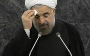 إطلاق نار على رجل تسلل إلى مكتب الرئيس الإيراني