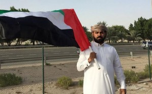 مواطن يتوجه إلى أبوظبي مشياً على قدميه لهذا السبب!