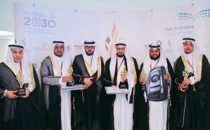 تعليم مكة يحصد 8 جوائز تميز على مستوى المملكة في الدورة الثامنة