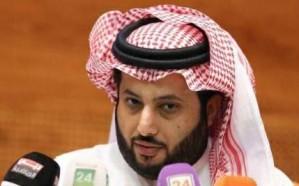 إهداء خاص لمعالي المستشار تركي آل الشيخ مع التحية