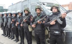 الشرطة المصرية تعلن احباط اعتداء على كنيسة