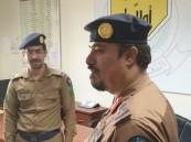 اللواء آل كاسي يتفقد سير العمل في مدني بيشة