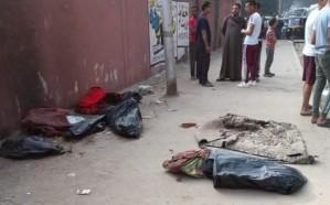 """الداخلية المصرية تكشف لغز جثث """"أطفال القمامة"""""""