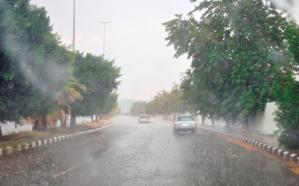 إخلاء 150 طالبة احتجزتهن مياه الأمطار في الطائف