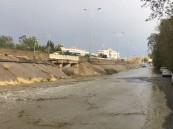 أمطار متفرقة على محافظات مكة المكرمة