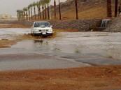 هطول أمطار رعدية على عدد من مناطق المملكة