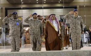 أمير الرياض يرعى حفل تخريج طلبة كلية الملك عبدالعزيز الحربية