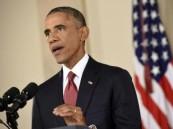 """أوباما يرحب باستعداد السعودية لتعزيز مشاركتها بمحاربة """"داعش"""""""
