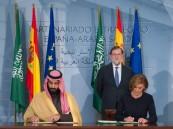 توقيع 6 اتفاقيات تعاون بين المملكة وإسبانيا