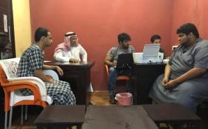 مركز النشاط الاجتماعي بالمباركة يختار المرشحين لبرنامج العمرة المجاني