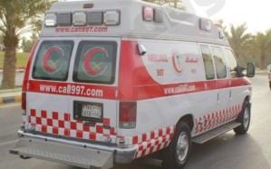 الطائف.. إصابة 11 من عائلة واحدة في حادث تصادم على طريق الشفا
