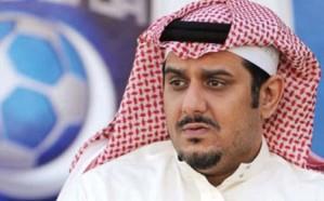 نواف بن سعد يستقيل من رئاسة نادي الهلال