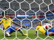 البرازيل إلى ربع نهائي المونديال