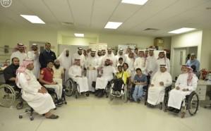 """التدريب التقني والمهني وجمعية """"حركية"""" تؤهل ذوي الإعاقة الحركية في سوق الاتصالات"""