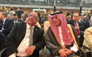 الجبير يشارك في المؤتمر الدولي لمكافحة الإرهاب في باريس