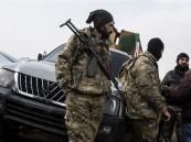 فيديو.. الجيش الحر يحطم محلًا للخمور في عفرين