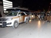 شرطة الرياض تقبض على مطلقي النار في إحدى المناسبات