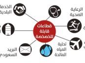 13 وزارة وهيئة حكومية تستعد لخصخصة بعض خدماتها