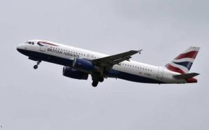الخطوط البريطانية تعلن إيقاف رحلاتها بين لندن وطهران