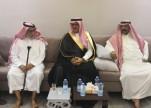 الداود يعزي مدير مستشفى صبيا العام في وفاة والدته